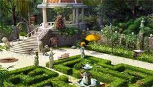 Hotel Enigma: Garden maze
