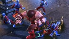 The unstoppable juggernaut in Marvel Heroes 2015
