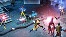 Marvel Heroes 2015: Taking on magneto