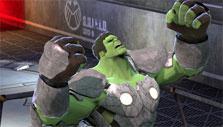 The Hulk in Marvel Heroes 2015