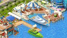 Sunshine Bay: Pier