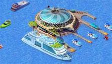 Sunshine Bay: Marina bay