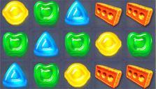 Gummy Drop: Brick gummies