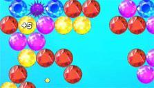 Sea urchin in Bubble Sea Mystery