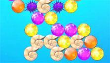 Bubble Sea Mystery: Shells