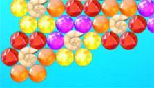 Bubble Sea Mystery: Beautiful gems