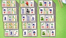 Triple mode in Hotel Mahjong