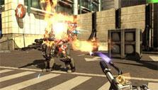 Flamethrower in Blacklight: Retribution