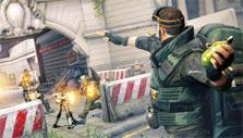 Dirty Bomb: Grenade!