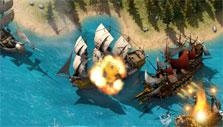 Pirate Storm: Naval combat