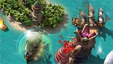 Pirate Storm: Sea creature