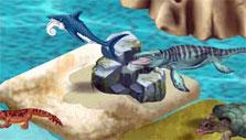 Dino Water World: Water dinos