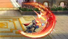 Combat in Legend Knight