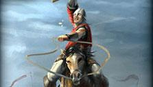 Cavalry unit in Legends of Honor