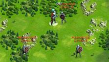 Legends of Honor: Attacking marauder