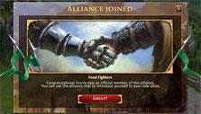 Legends of Honor: Alliance joined