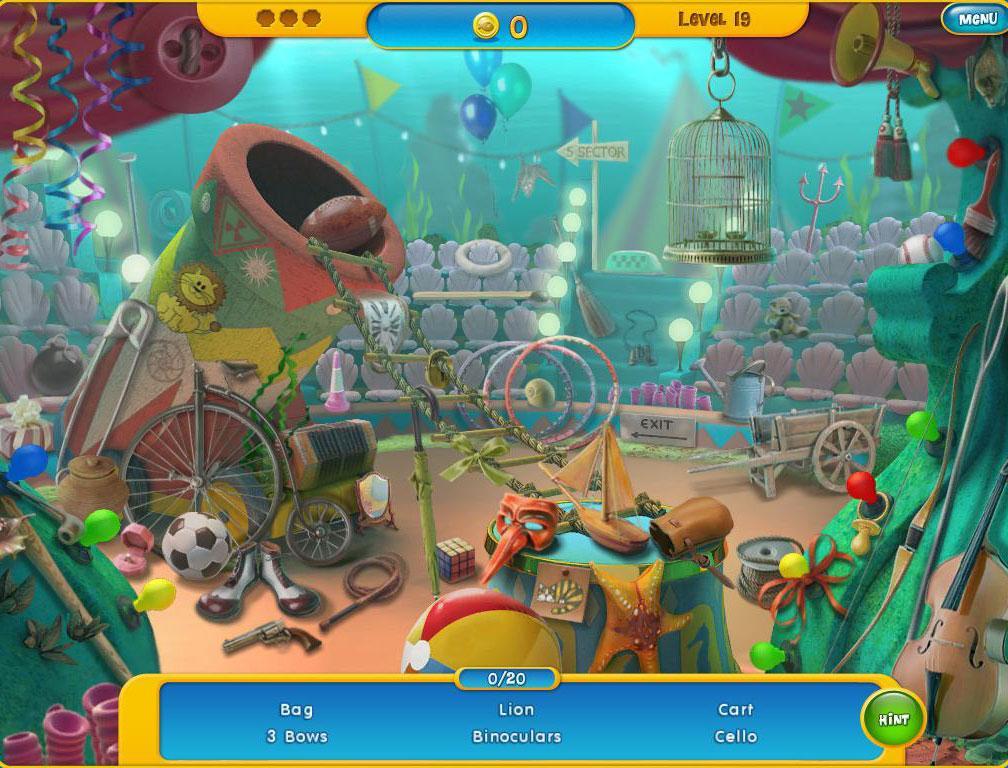 Aquascapes: Shipwreck Underwater Circus In Aquascapes ...