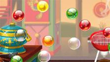Transparent bubbles