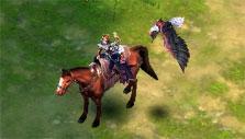 Horse mount
