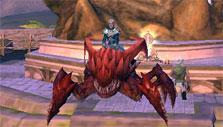 Hellbug mount