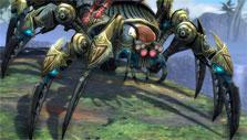 Steampunk spider mount