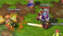 Warrior gameplay