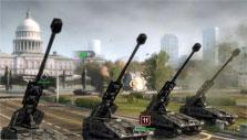 EndWar Online: Pounders (artillery)