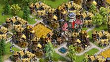 Farms in the Settlers Online
