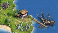The Settlers Online: Adventure map