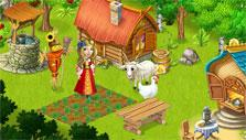 Happy farm in Northern Saga