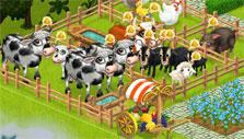 Northern Saga: Farm animals