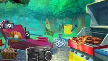 Suburban home in Hidden Object: Fame and Fortune