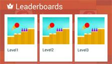 Leaderboard in Jumpy
