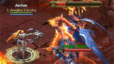 Defeating Ares in Guardian of Divinity