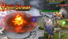 Guardian of Divinity: Kill Streak