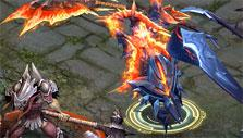 Morphed into Ares in Guardian of Divinity