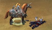 Guardian of Divinity: Hornsteed
