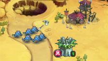 Sal's Desert in Ork Buster