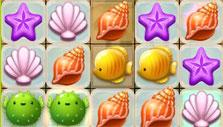 Jelly Tiles in Match-3 Hidden Treasure Hunt