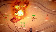 Zombie Hunter Inc: Exploding car