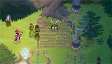 Moon Hunters: Meet and interact with various characters