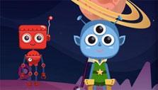 Lipa Theater: Robots and aliens