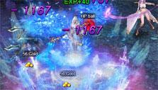 Thundercall: AoE spell