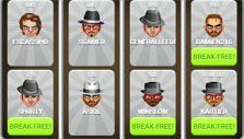 Break people from jail in Mafia Battle
