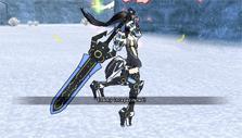 Lunastacia's attack in Cosmic League