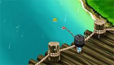 Fishao: fishing in the rain