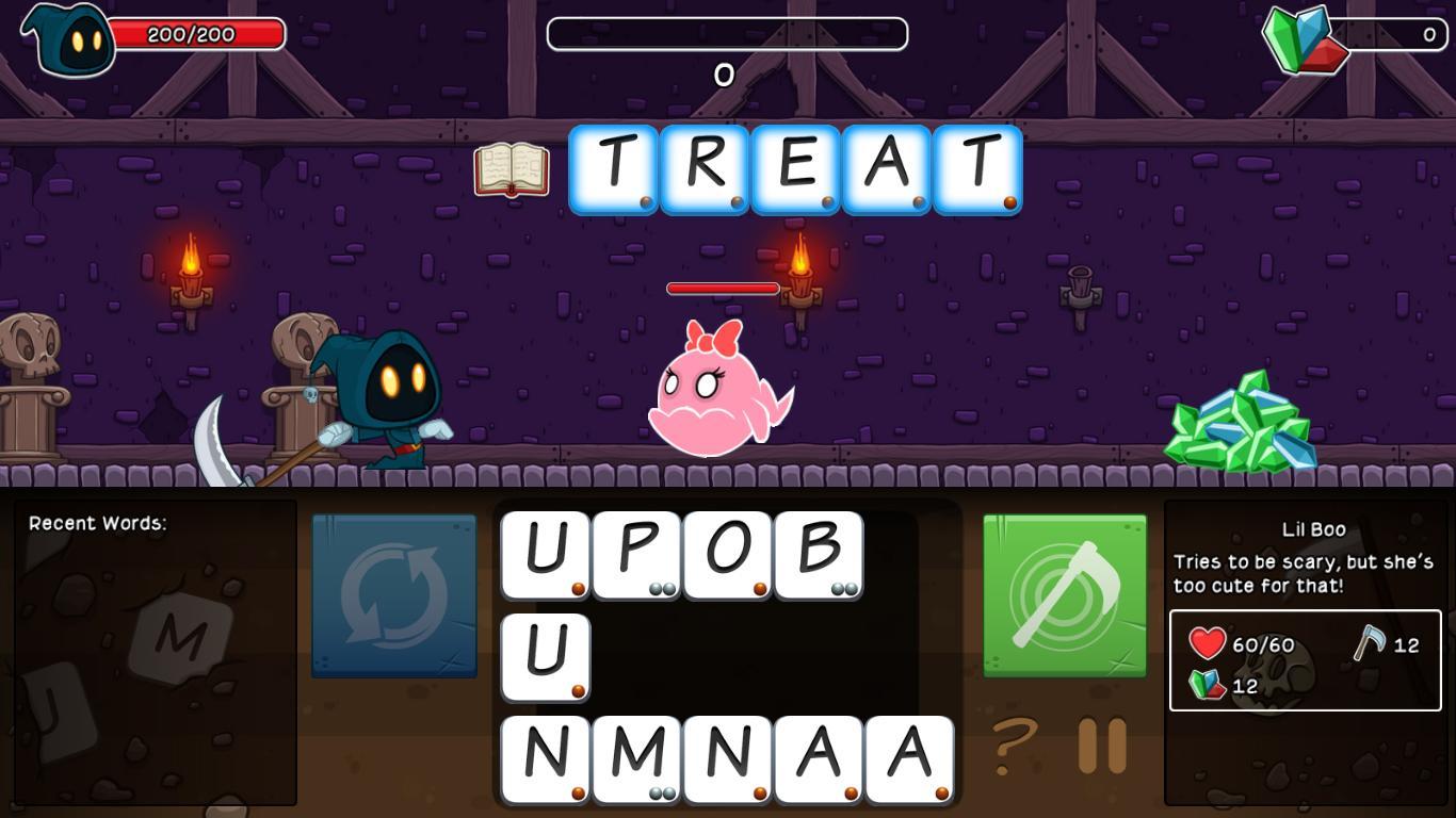 Letter Quest Remastered Word Finder