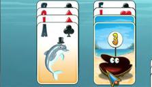Atlantic Quest: Solitaire filler card