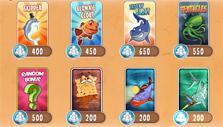 Atlantic Quest: Solitaire card power-ups