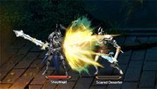 Nightfalls strike attack